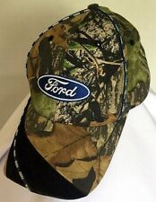 Ford Truck Camo Camouflage Hat Cap Realtree Road