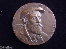 CAMELINAT(1840-1932) Médaille Bronze Monnaie de Paris - 1972  Signée GUILLEMINET
