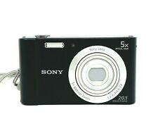 Sony Cyber-Shot DSC-W800 Digital Camera (Black), Body Only