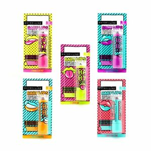 Maybelline Baby Lips Moisturising Lip Balm w/ Colour Tint [5 Shades Available]