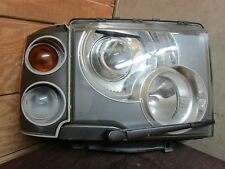 03 04 05 LAND ROVER RANGE ROVER RIGHT SIDE XENON HEADLIGHT LAMP & CORNER LAMP