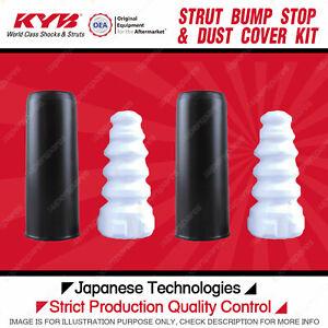 2 Rear Bump Stop + Dust Cover Kit for Skoda Octavia 1Z Superb 3T Yeti 5L