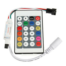 Mini 24Keys IR Remote Controller For WS2811 WS2812 WS2812B LED Strip Light DC5-2