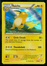 Pokemon RAICHU 27/83 - Generations - RARE HOLO - MINT