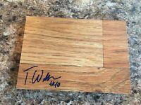 Thomas Welsh UCLA Bruins Denver Nuggets Signed NBA Basketball Floorboard