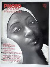 (PRL) PHOTO TECHNIQUE INTERNATIONAL 4/95 1995 MAMIYA 7 EROTICA STAR FOTOGRAFIA