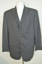 GUY LAROCHE VESTE COSTUME JACKET SUIT 58 T58 XL GRIS