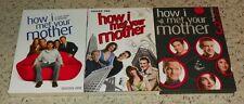 How I Met Your Mother - Season 1, 2 & 3 (DVD, 9-Disc Set)