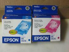 Epson  T0442 T0443 Ink Set c64 c66 c84 c86 cx4600 cx6400 cx6600
