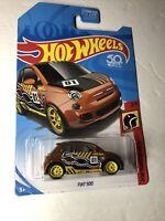 2018 Hot Wheels Super Treasure Hunt Fiat 500, HW Daredevils