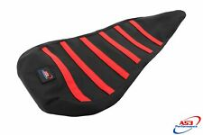 AS3 PERFORMANCE RIBBED GRIPPER SEAT COVER to fit YAMAHA YFM 700 R RAPTOR 06-11