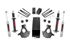 "Chevy GMC 1500 Pickup 3.5"" Suspension Lift w/ Lifted Struts 14-18 4wd"