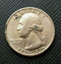 Etats-Unis Quarter Dollar 1976 Copper-Nickel  [2364]