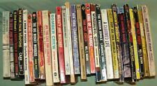 Lot of 28 First printing and vintage paperbacks**Mysteries, Western, Fiction etc