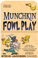 Munchkin Card Game - Fowl Play Expansion