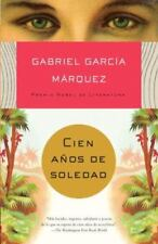 Cien anos de soledad/ One Hundred Years of Solitude by Gabriel Garcia Marquez...