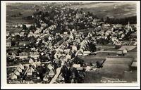ZWÖNITZ Erzgebirge um 1940 Original Fliegeraufnahme Luftbild-Ansichtskarte