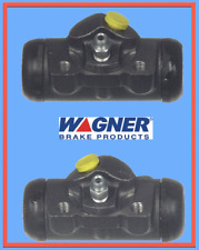 2 Brake Wheel Cylinders WAGNER Rear L & R Drum Replace GMC OEM # F78974