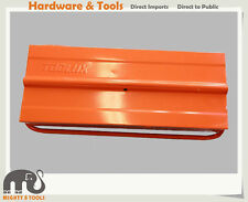 """Heavy Duty 21""""X 5 Tray Dual Color Folding Cantilever Metal Tool Box"""