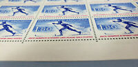 Andorra - French Admin. 1980 13th Winter Olympic Games, MNH sheet