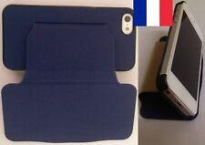 Etui-support pour Apple iPhone SE (bleu)
