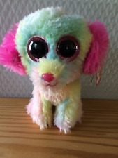 """Ty Beanie Boo Boos Lovesy the Dog 6"""" MWMT Justice Exclusive FREE Shipping!!"""