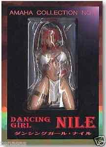 Used Beat Dancing Girl Nail 1/6 PVC Pre-Painted