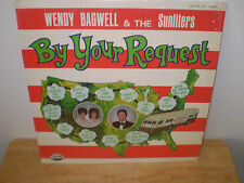 "WENDY BAGWELL AND THE SUNLITERS...""BY YOUR REQUEST""......OOP GOSPEL ALBUM"
