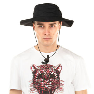 RRP €165 A-COLD-WALL* Wide Brim Bucket Hat Size L Drawcord Fully Lined