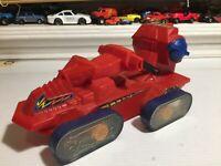 Vintage He-Man MOTU Attak Trak Vehicle Mattel 1982 Incomplete Mattel