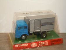 Mercedes Truck - Shinsei Mini Power 4318 Japan in Box *36767