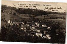 CPA  L'Auvergne -Auzelles - Vue générale   (221390)