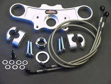 ABM Superbike Lenker Umbau - Kit für HONDA CBR 600 F / S  Baujahr 1999-2000 PC35