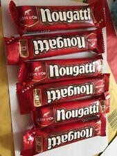 Cote d'or Nougatti  6 X 30g Bars chocolate