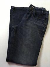 DKNY Soho Jean Boot Cut Dark Wash Cotton Blend Women's Jeans Size 6 x 31