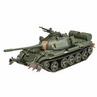 Revell 03328 T-55A/AM with KMT-6/EMT-5 1:72 Plastic Model Kit