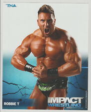 Robbie T Officially Licensed TNA Wrestling Promo Photo