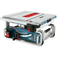 Bosch 10 in. 5000 Rpm Portable Jobsite Table Saw Gts1031Rt Recon