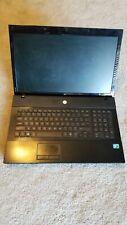 "17"" HP ProBook 4710s FN075UT, Intel Mobile Core 2 Duo, 4GB RAM, Windows 10 Pro"