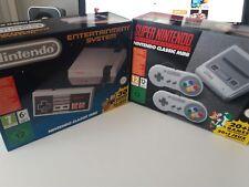 Nintendo Classic Mini Nuovi
