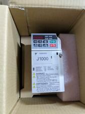 Yaskawa Electric Ac Drive J1000 Cimr Ju2a0004baa 240v 3phase 12 Hp New