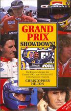 Grand Prix Showdown -Die Entscheidungen der Formel 1 WM von 1950 bis 1992