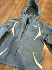 The North Face HyVent Outer Shell Winter Ski Snowboard Jacket Blue Women's XS