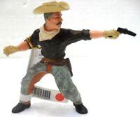 "Papo 39502 ""cowboy con 1 pistola"" Il mondo del far west"