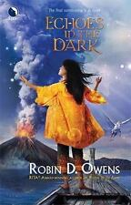 Echoes in the Dark (The Summoning, Book 5), Robin D. Owens, Good Condition, Book
