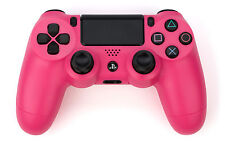TNTi T-3 Custom Pink Official Playstation 4 Dualshock Wireless Controller PS4