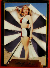 """Sports Time Inc."" MARILYN MONROE Card # 157 individual card, issued in 1995"
