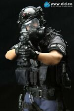 Dragon in Dreams DID 1/6 Modern US Pilote LAPD SWAT LOS ANGELES POLICE