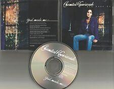 CHANTAL KREVIAZUK God Made me PROMO DJ CD Single 1997 USA w/ PRINTED LYRICS