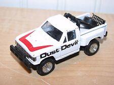 Maisto MC Toys Dust Devil Brick Nose Ford F-150 F150 Stepside Pickup White 1:64